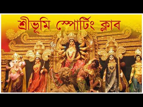 শ্রীভূমি স্পোটিং ক্লাবে এবার উঠে এসেছে একখণ্ড কেদারনাথ মন্দির |