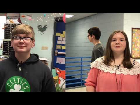 Clinton County Middle School Follett Challenge 2018-2019