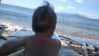 видео Отдых с ребенком до года