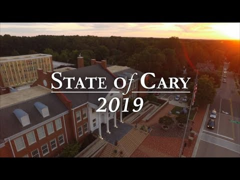 2019 State Of Cary