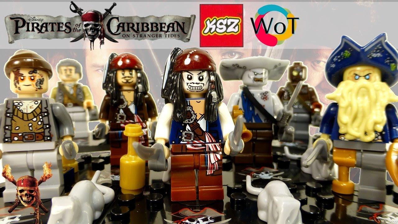 Лего Пираты Карибского Моря набор № 4181