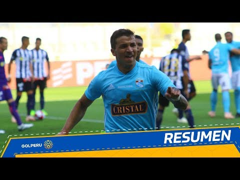 Resumen: Sporting Cristal vs. Alianza Lima (3-0)