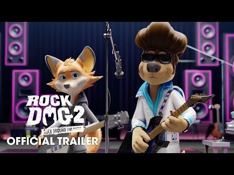 Rock Dog 2: Rock Around the Park (?) Peliculas En ♋️ Vivo [Pelicula Completa HD Español Latino]