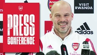 Press Conference | Freddie Ljungberg | Wenger, Brighton & more | Dec 3, 2019