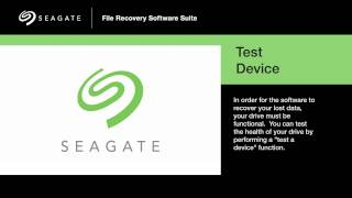 Test Your Device User Guide
