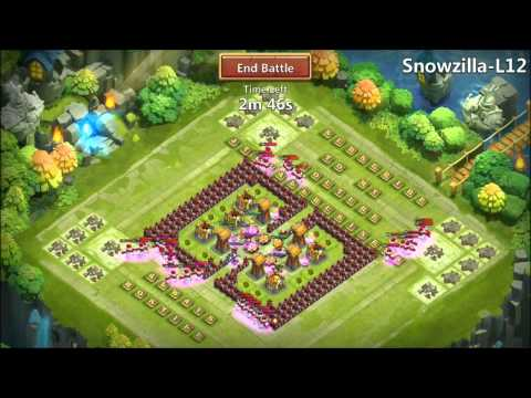 Hero Trials L 12 Episode 9 Castle Clash Stacked Garrison