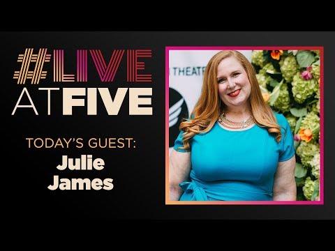 Broadway.com #LiveatFive: 2019 Tony Awards Recap With Julie James