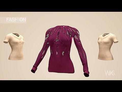 WKS Warp Knit Seamless by Cifra: The Knitting Revolution - Fashion Channel