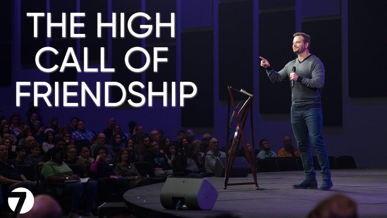 public speaking text about friendship