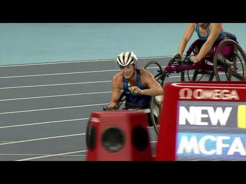 Tatyana McFadden and Amanda McGrory | GOLD | Women