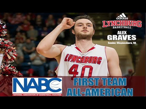 Alex Graves: 1st Team All American