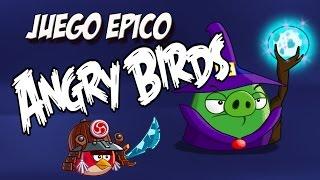 EL JUEGO MAS EPICO DE ANGRY BIRDS