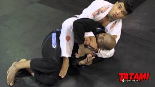 Leg Drag to the Back with JT Torres