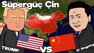 Çin vs ABD - Ticaret Savaşları - Yeni Süper Güç Çi