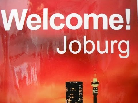 Travel - South Africa - Part 1 - Johannesburg