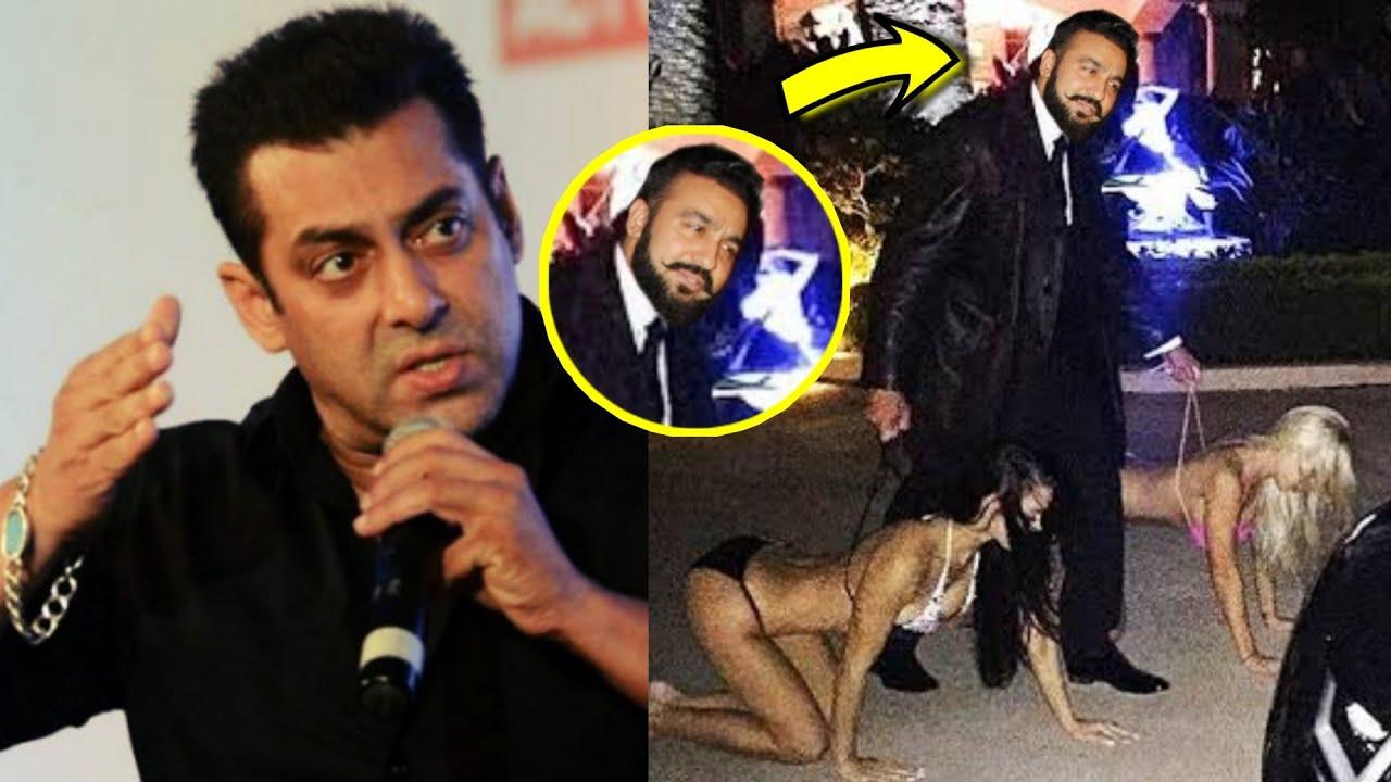 गुस्से में सलमान खान ने दिया करारा जवाब राज कुंद्रा और शिल्पा शेट्टी को Salman Khan Angry Raj Kundra