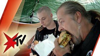 Wenn man Fleisch-Fanatikern vegane Burger unterjubelt | stern TV