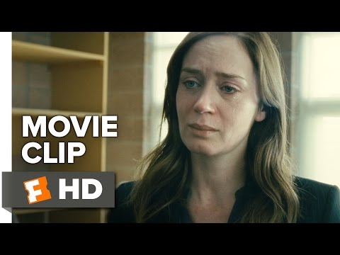 The Girl on the Train Movie CLIP - AA Meeting (2016) - Emily Blunt Movie