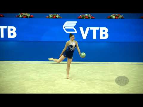 van WYK Chris-Marie (RSA) - 2017 Rhythmic World, Pesaro (ITA) - Qualifications Ball