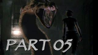 Resident Evil Remake (2002) - 05 - Die Schlange (Jill / Deutsch / Let