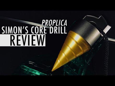 PROPLICA - Gurren Lagann: Simon's Core Drill   REVIEW