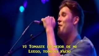 Daniel Merriweather - Red (Español)