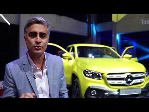 Mercedes Benz Clase X Pick Up Contacto Mat as Antico TN Autos