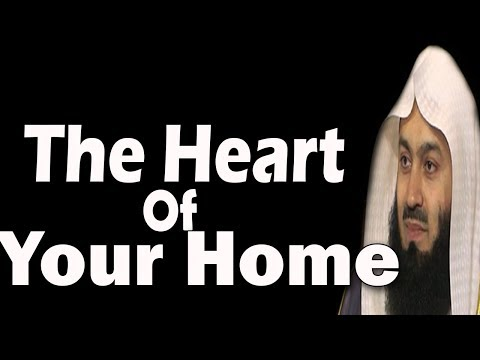 Key Elements To Be A Good Maintainer Of Family Ties | Mufti Menk