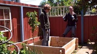 Eartheasy Raised Bed Kit - Long