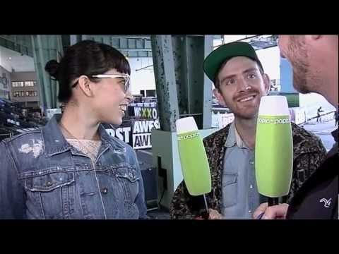 Little Dragon - Interview auf dem Berlin Festival 2012