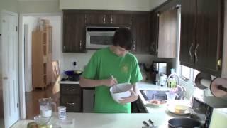 Nikolai German  Apple Cake