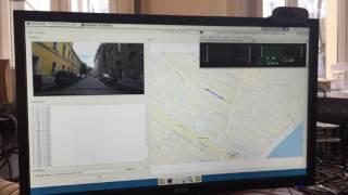 Smart Engines & Elbrus - visual odometry (ELBRUS 8S)