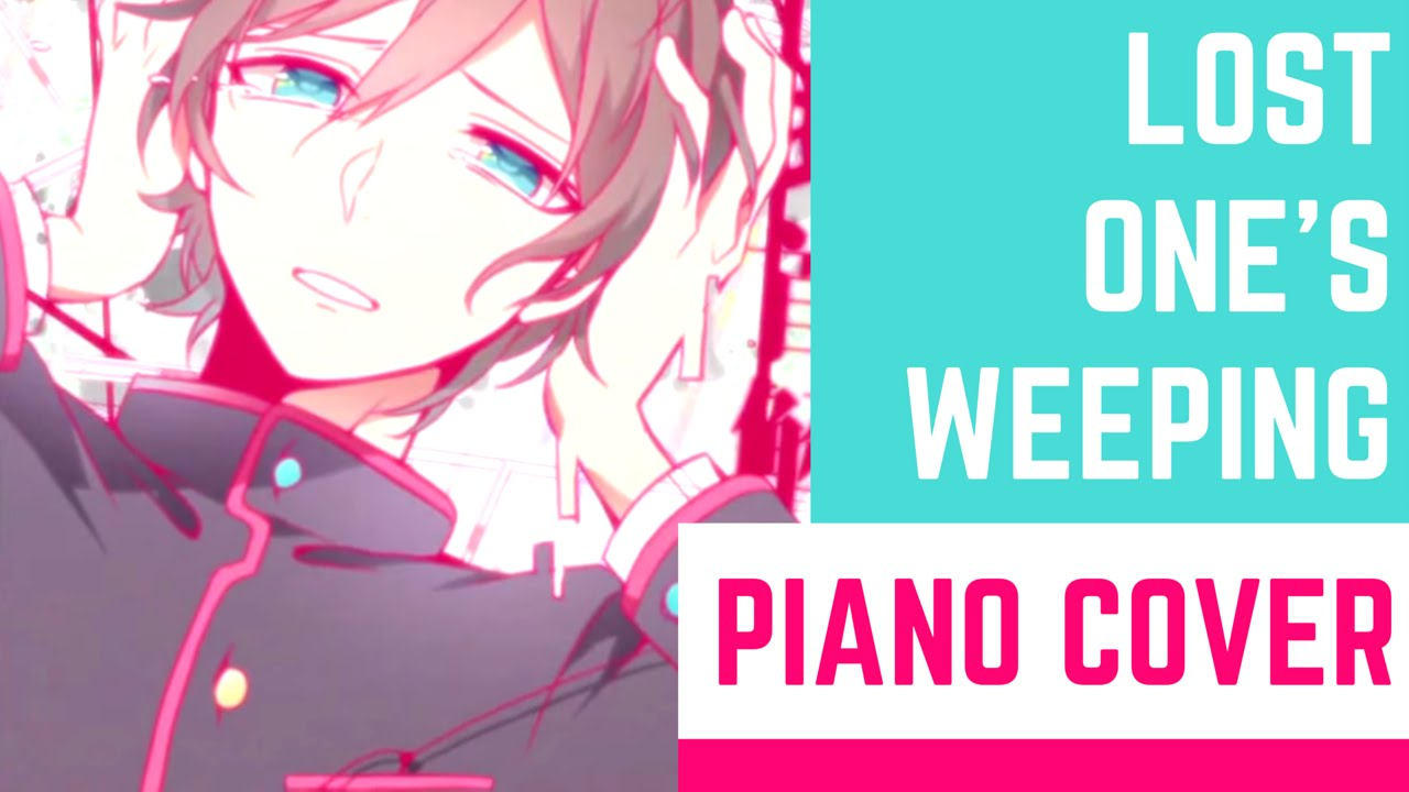 Lost One's Weeping (English + Piano Cover)【JubyPhonic】ロストワン ...
