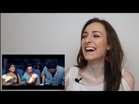 Types Of People At The Movies   People In Cinemas   Jordindian   TURKISH REACTION