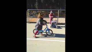 vinyet madariaga aprn a anar en bici desembre 2011