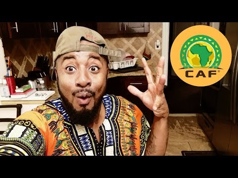 CAF (African) 2018 FIFA World Cup Qualifiers Reactions | Nigeria Qualifies