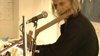Avi Adir & Indian D Bass Bansuri ~ Kirwani ~ House of Crystals ~ Moscow Concert 2014 Thumbnail