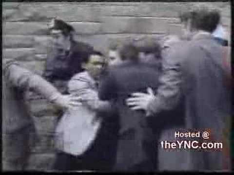 U.S. President Ronald Reagan assassination attempt.