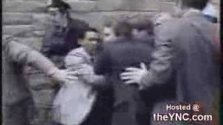 U.S. President Ronald Reagan assassination attempt.