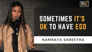 Gambar cover Ms. Namrata Shrestha (Actress/ Model) : Sometimes It's Ok To Have Ego : The StoryYellers