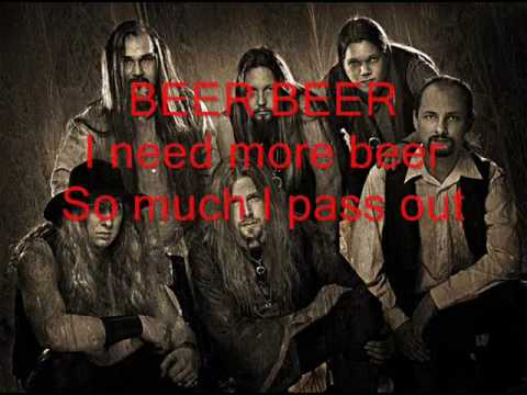 Korpiklaani - Beer Beer lyrics