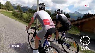 Sport - Vélo électrique avec Thomas Voeckler