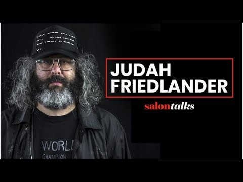 Comedian Judah Friedlander's hilarious takes on American values
