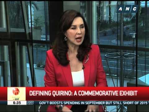 Cory Quirino recalls grandpa's greatness
