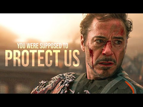 Avengers || You Were Supposed To Protect Us