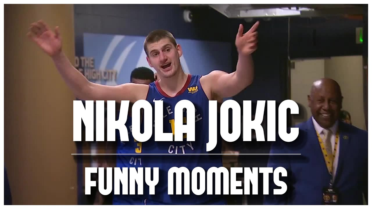 Nikola Jokic • Funny Moments