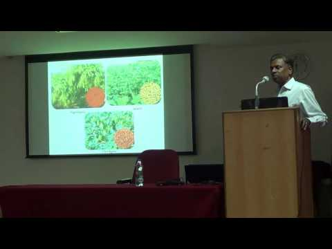 Bangalore Science Forum: Pulses for Nutrition Sustainability by Dr. M. Byregowda 05-07-2016