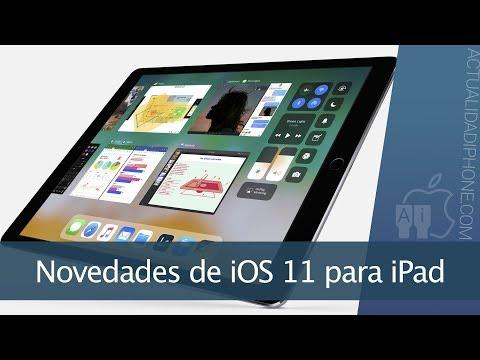 Apple lanza una nueva iOS 11 Beta 2 para algunos dispositivos