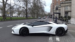 DMC Aventador Roadster SOUNDS EPIC!!!