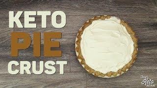 Keto Pie Crust (2 Net Carb) wi…